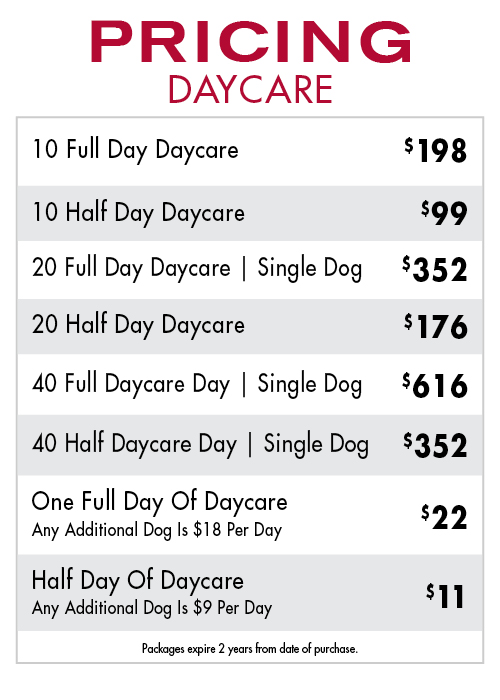 PAW-114 Pricing-DAYCARE-2